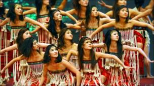 راقصات