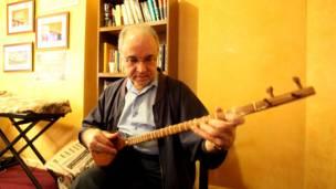 نادر، آهنگساز و نوازنده در آمریکا