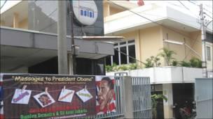 Ziyarar Obama a Indonesia