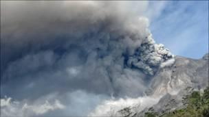بركان جبل ميرابي