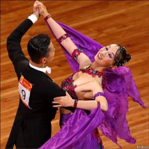 مسابقه رقص