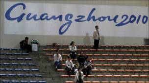 """Бу йилги ўйинларнинг номи """"Гуанчжоу 2010"""" деб ҳам аталади"""