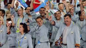 Ушбу Осиё Ўйинларида Ўзбекистоннинг 224 спортчиси 29 спорт тури бўйича иштирок этмоқдалар