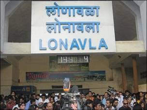 लोनावाला रेलवे स्टेशन