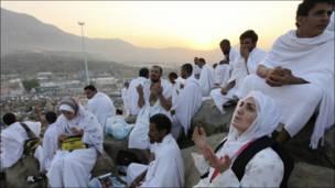 Мусульманские паломники