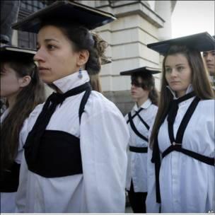 Студенты в Софии