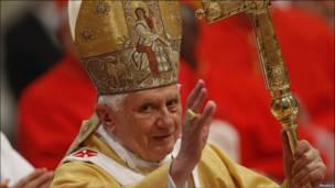 پاپ بندیکت 16