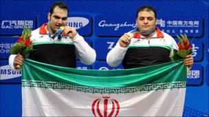 بهداد سلیمی، وزنه بردار ایرانی