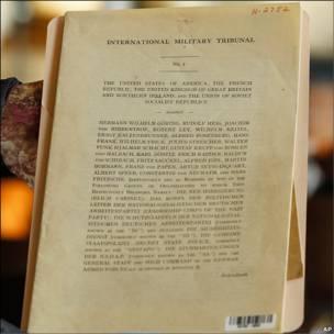 Documento de acusación formal
