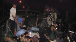 Результаты давки в Пномпене