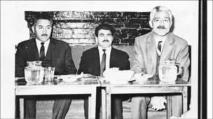 جلال آل احمد، غلامحسین ساعدی و مفتون امینی