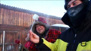 На полюсе холода