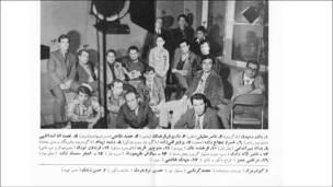 """غلامحسین ساعدی و عوامل نمایش """"دیکته و زاویه"""""""