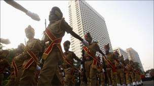 मुंबई में परेड