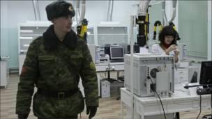 Комплекс по уничтожению химического оружия в Почепе