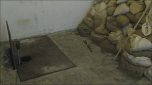 Túnel entre San Diego, EE.UU. y Tijuana en México