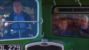 حافلة, بريطانيا