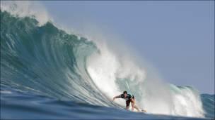 Серфинг на Гавайских островах