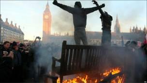 میدان پارلمان در لندن