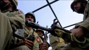 جيش باكستاني
