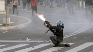 Беспорядки в Риме