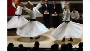 رقصة الدراويش