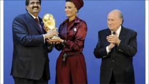 استضافة كأس العالم 2022 من نصيب قطر