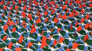 Festival en honor de Kim Il-sung