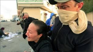 Tunisia and woman