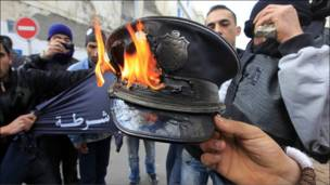 Tunisia and Police