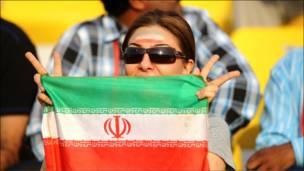 هوادار تیم ایران