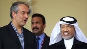 علی کفاشیان، رئیس فدراسیون فوتبال ایران