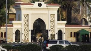 قصر في جدة