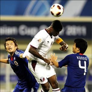 مسابقه ژاپن و قطر