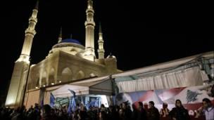 قبر الحريري