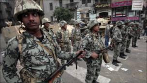 tentara Mesir