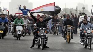 ناآرامی های مصر؛ عصر روز پنجم