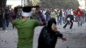 मिस्र में संघर्ष