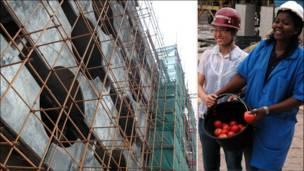 Công trình xây dựng bệnh viện tại Kinshasa