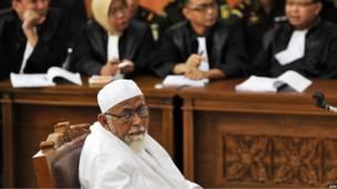 Pengadilan Abu Bakar Baasyir
