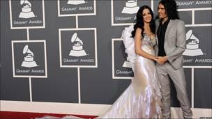 Katy Perry y su novio