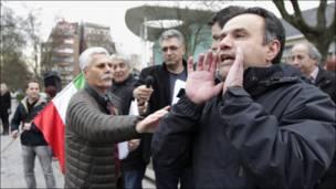 Hotuna: Zanga-zangar adawa da gwamnati a Iran