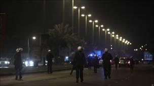 Policía de Bahréin