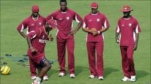 वेस्ट इंडीज़ के क्रिकेटर