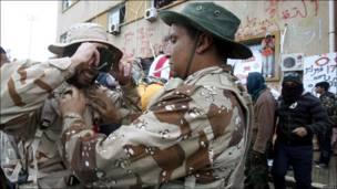 الاحتجاجات والصدامات تتواصل في ليبيا