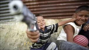 La otra guerra de Guatemala