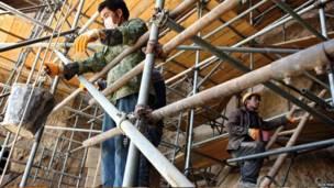 د جاپاني لرغون پوهانو یوه ډله دا مهال د بامیانو ښار ته تللې چې د بودا د مجسمې د بېرته رغونې ارزونه وکړي .