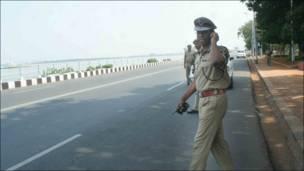 हैदराबाद के पुलिस कमिश्नर