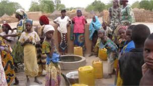 تعتبر النيجر من أكثر الدول التي تعاني من الجفاف في افريقيا جنوب الصحراء