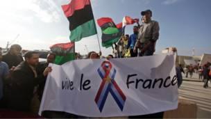 معارضون للقذافي في بنغازي